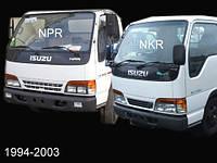 Лобовое стекло на ISUZU NPR/NQR