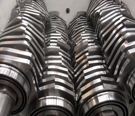 Измельчитель (шредер) для уничтожения резиновых изделий типа FSU, фото 2