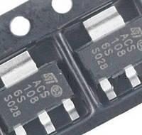 Симистор ACS108-6S SOT223 0.8A 600V