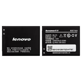 Акумулятор (Батарея) для Lenovo A356 BL171 (1500mAh)
