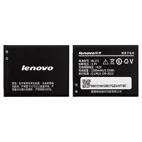 Акумулятор (Батарея) для Lenovo A376 BL171 (1500mAh)