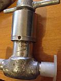 Клапан запорный сильфонный для АЭС, DN 10, DN 15, PN 200, фото 5