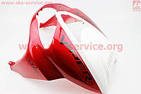 Пластик - основной красный где фара   Velon