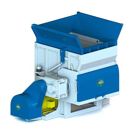 Подрібнювач (шредер) для знищення гумових виробів типу FSU, фото 2