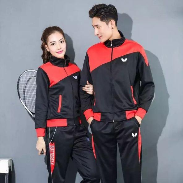 Спортивный костюм Butterfly red