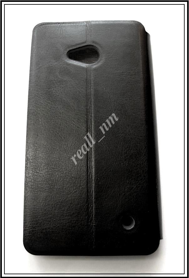 оригинальный кожаный чехол Microsoft lumia 640 / Lumia 640 Dual SIM