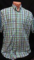 Рубашка мужская летняя, 100% хлопок, 48-50 размер,, 250