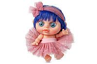 Кукла пупс Berjuan БЭБИ БИГГЕРС с запахом ванили 14 см (AZUL)