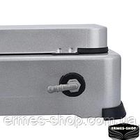 Настільна газова плита на 3 конфорки Lexical LGS-2813-8 | 4.7 KW, фото 3