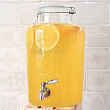 Лимонадник  Cold Drink 7.6л, (лимонадник, диспенсер, металический кран), фото 2