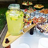 Лимонадник  Cold Drink 7.6л, (лимонадник, диспенсер, металический кран), фото 5