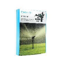 Дождеватель Presto-PS ороситель импульсный Big на 2 форсунки с резьбой 1,1/2 дюйма (6011), фото 3