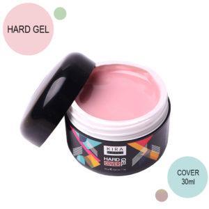 Kira Nails Hard Gel Cover - гель камуфлирующий, 30 г