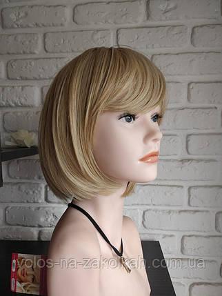 Парик  каре блонд блондинка, фото 2