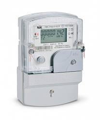 Счетчик однофазный NIK 2102-02 E2MCTP1 электронный системный