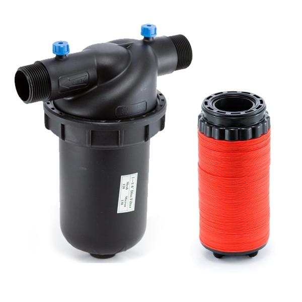 Фильтр Presto-PS дисковый 1,1/4 дюйма для капельного полива (1740-DT-120)