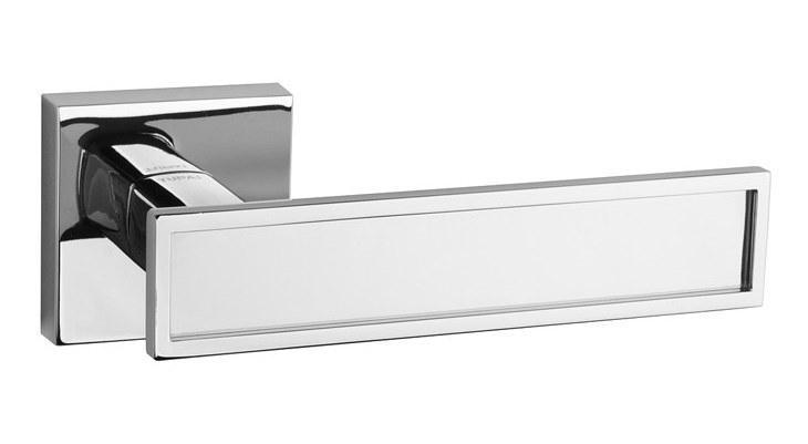 Ручка дверная Tupai LINA 3 3039Q хром полированный (Португалия)