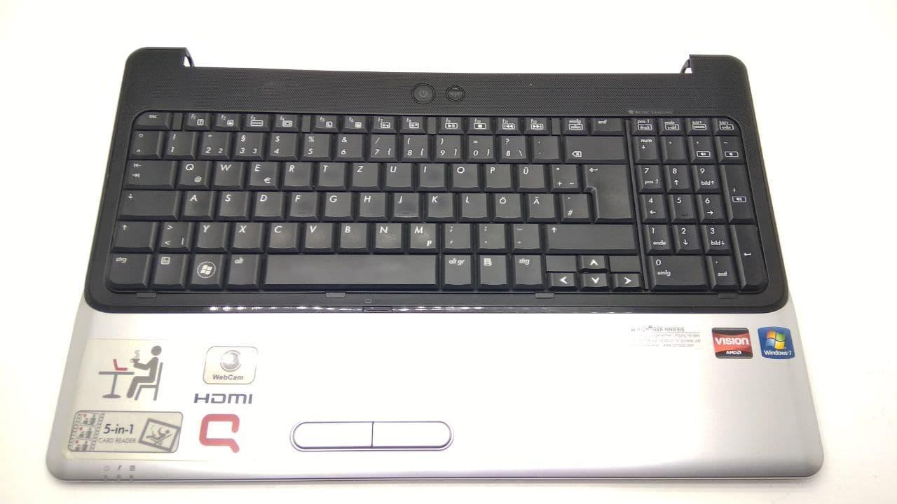 Топ кейс з клавіатурою і тачпадом для ноутбука Asus X52J
