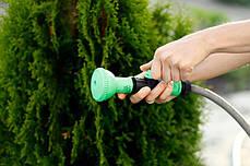 Пистолет для полива Presto-PS насадка на шланг пластик (2361), фото 2