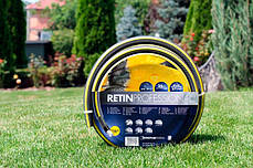 Шланг садовый Tecnotubi Retin Professional для полива диаметр 5/8 дюйма, длина 25 м (RT 5/8 25), фото 2