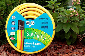 Шланг поливочный Presto-PS садовый Salute диаметр 3/4 дюйма, длина 20 м (SN 3/4 20), фото 2