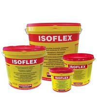 Гидроизоляция Изофлекс (ISOFLEX) (уп.25 кг) эластичная акриловая мембрана