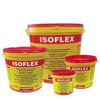 Гидроизоляция под плитку акриловая Изофлекс (ISOFLEX) (уп.15 кг)