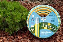 Шланг поливочный Presto-PS садовый Limonad диаметр 3/4 дюйма, длина 20 м (3/4 G H 20), фото 3
