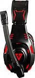 Гарнитура Modecom MC-832 Volcano Ghost 7.1 Black-Red (S-MC-832-GHOST), фото 3