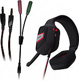 Гарнитура Patriot Viper V330 Stereo Gaming Headset Black (PV3302JMK), фото 5