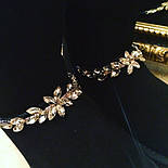 Женские стильные угги с дорогими камнями, фото 2