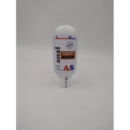 Смазка анальная оральная для секса 115ml American Style Lubricant Anal (USA) Шоколад лубрикант, фото 2