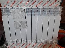 Радиатор биметаллический отопления KOER 500*96 (Чехия)