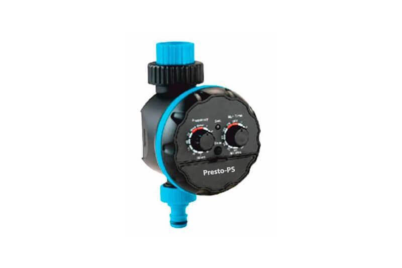 Таймер  электрический с механическим управлением Presto-PS, в упаковке - 1 шт. (7801)