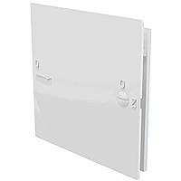 Дверца для ванной под плитку 150x150, белая