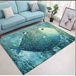 """Коврик для дома """" Рыбка """" 1,8 на 2, 8 м, фото 4"""