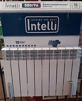 Радиатор биметаллический INTELLI 500/96, фото 1