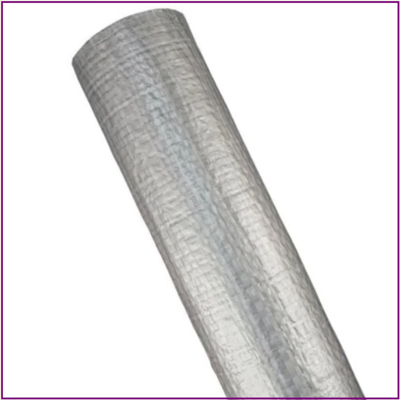 Мембрана гидроизоляционная 60 г/м² серебро (1.5*50м)