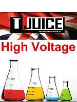 Набор для замеса жидкости T-Juice High Voltage 100 мл.
