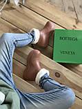 Женские ботинки Bottega Veneta  Puddle зима, демисезон (копия), фото 3