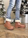 Женские ботинки Bottega Veneta  Puddle зима, демисезон (копия), фото 4