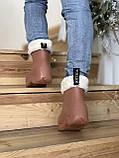 Женские ботинки Bottega Veneta  Puddle зима, демисезон (копия), фото 6