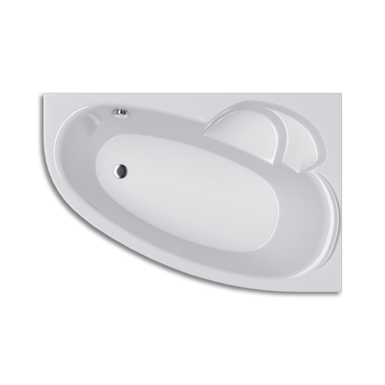 Ванна Karina170х110 P