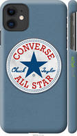 "Чехол на Apple iPhone 11 Converse. All star ""3683c-1722-44084"""