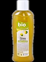 Пена для ванн Оливка и молоко 1л Bio naturell