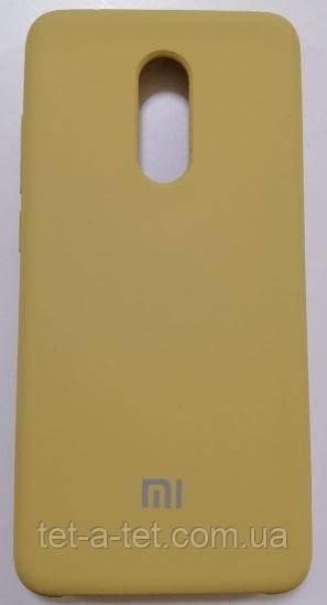 Silicone Color Cover для Xiaomi Redmi 5