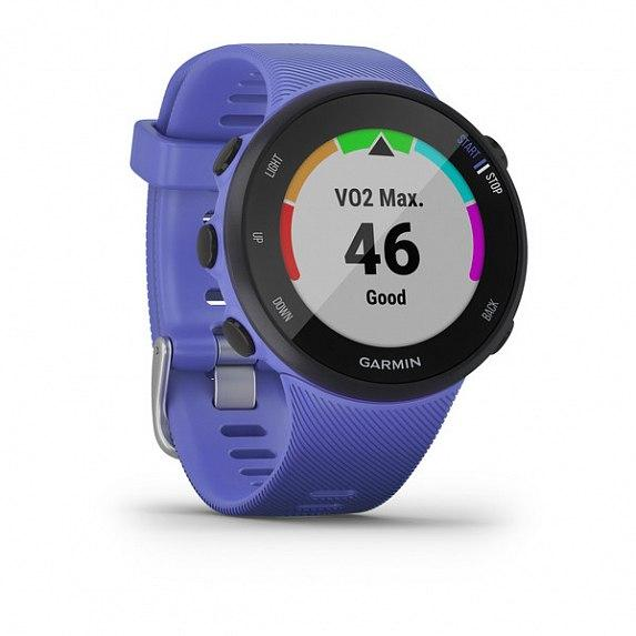 Спортивные часы Garmin Forerunner 45S Iris