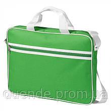 Сумка Knoxville для ноутбука с регулируемым ремешком на плечо и двумя ручками, опт - розница / su 119910