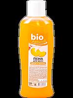Пена для ванн Персик и молоко 1л Bio naturell