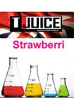 Набор для замеса жидкости T-Juice Strawberri 100 мл.